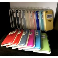 iPhone 10/X Silicone Case - Черен