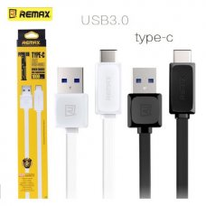 Remax RT-C1 Fast Charge, Data / Type-C Кабел 1000мм - Бял