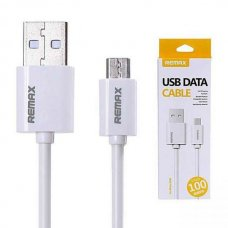 Remax Usb Data Cable, Micro Usb - Бял