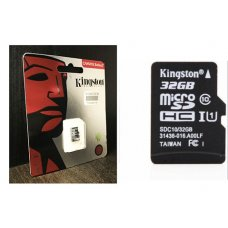 Карта памет kingston Micro-SDHC 32GB, Клас 10