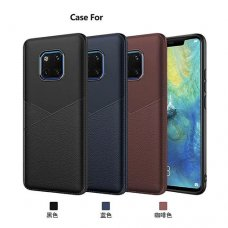 Tie Tpu Case Huawei P smart (2019) - Coffee
