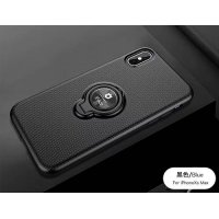 iPhone 11 Pro Max (6.5) / iFace Tpu Magnetic Car Holder - Black
