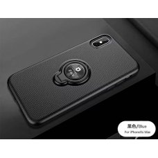 iPhone XS Max / iFace Tpu Magnetic Car Holder - Black