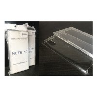 Двоен кейс 360, Fully+Pet Resist Film,Two Parts front - back / Samsung Galaxy Note 10 Plus - Прозрачен