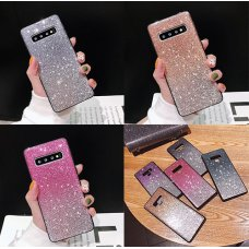 Brillante case Samsung Galaxy A41 - Златен