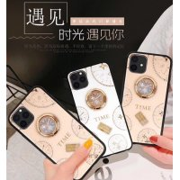 Tybomb Diamond Case Samsung Galaxy Note20 / Gold - Time (R15-A8)