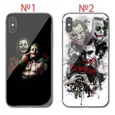 Joker2 Glass case Xiaomi Redmi Note 7 - №1 (S72-G1)