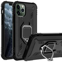 Armor Strong Case-Holder Samsung Galaxy S20 Plus - Черен (S2-D2)