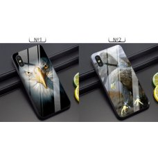 Animal3 Glass case Huawei Y6p - №2 (S2-D3)