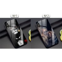 Animal4 Glass case Samsung Galaxy A21s - №2 (S2-D4)