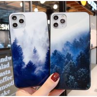 Natural2 Glass Cases Huawei Y6p / №2 (S72-C2)