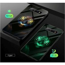 Luminous effect Glass Cases Samsung Galaxy S20 Plus - Tiger (S14-D2)