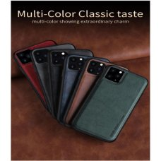 X-Level Leather Case Samsung Galaxy S20 Plus - Червен (S4-B1)