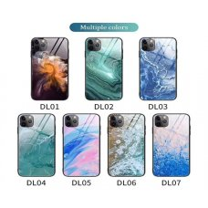MilkyWay Glass case iPhone 12 Mini - №DL05 (S72-D1)