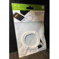 Lightning to 3.5mm Audio Extension Cable - аудио кабел от Lightning към 3.5 мм. - Бял (S23-E5)