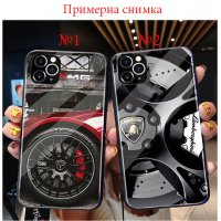 Car6 Glass Cases iPhone 12 /12 Pro / №2 (S20-G3)