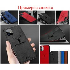Deer case Samsung Galaxy A12 - Черен (S14-C1)