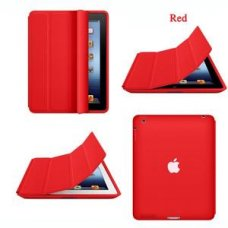 "iPad Air 5 10"" Book Cover червен"