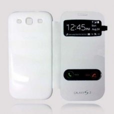 Huawei Ascend P7 S-view Cover Бял